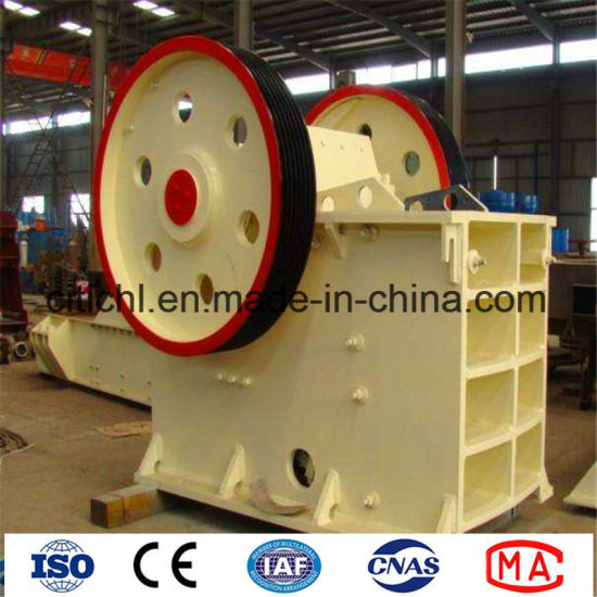 Small Jaw Crusher for Stone/Rock Crushing Line pictures & photos