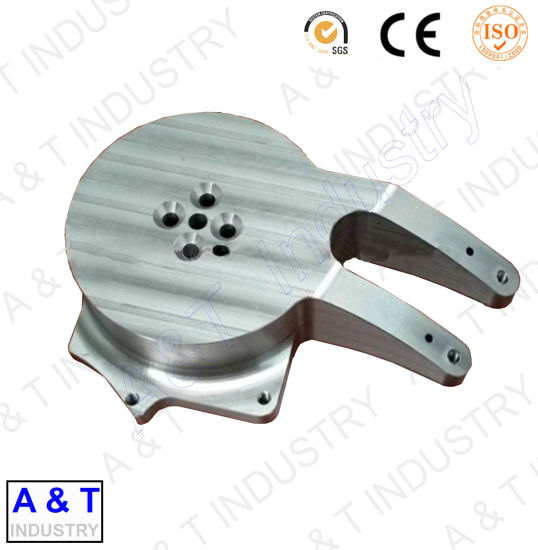 CNC Aluminum Sharp Vertical Milling/Turning Machine Spare Part pictures & photos