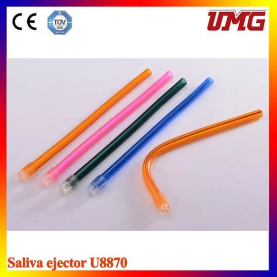 Hot Sale Dental Consumables Disposable Saliva Ejector