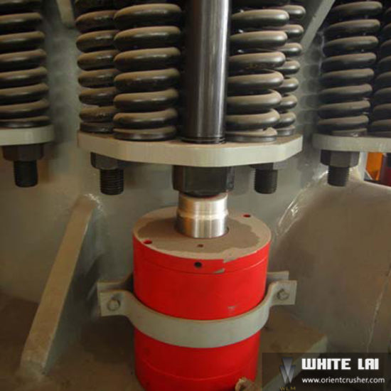 Limestone Minyu Cone Crusher with 150tph Ce Certificate (MCC45) pictures & photos