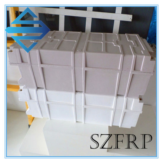 brand new 4eadb f5183 Waterproof Empty Fiberglass Car Battery Cases