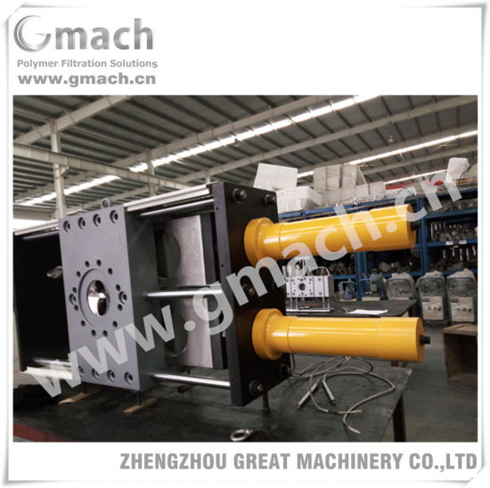Double Plate Type Continuous Screen Changer for Plastic Granules Making Machine pictures & photos