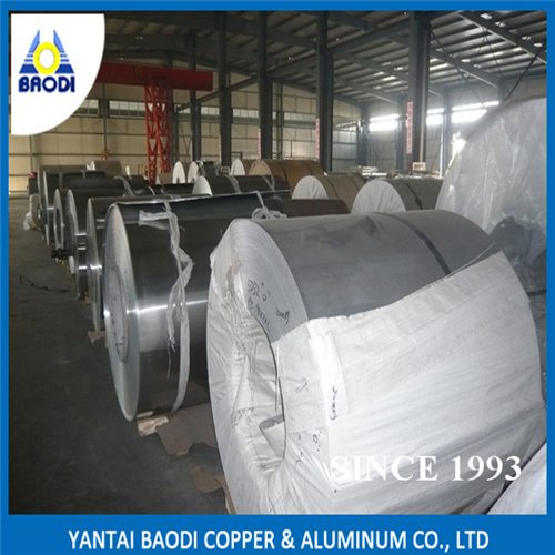 Aluminum Foil Roll Coil Strip Construction Material pictures & photos