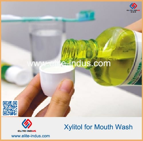 Sugar Free Sweetener Xylitol for Xylitol Gum/Xylitol Toothpaste pictures & photos