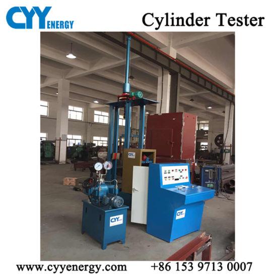 High Quality Hydraulic Pressure Testing Equipemnt for Gas Cylinder