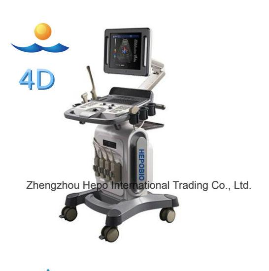Medical Diagnosis Equipment Digital 4D Ultrasound System