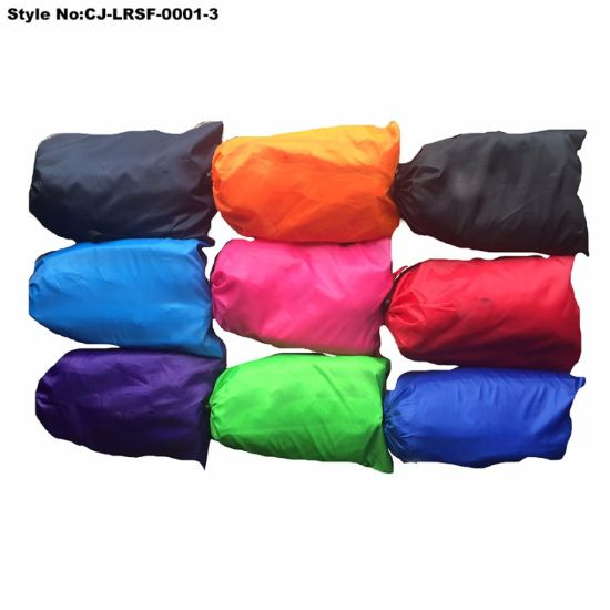 High Quality Lazy Sofa Inflatable Rubber Air Mattress