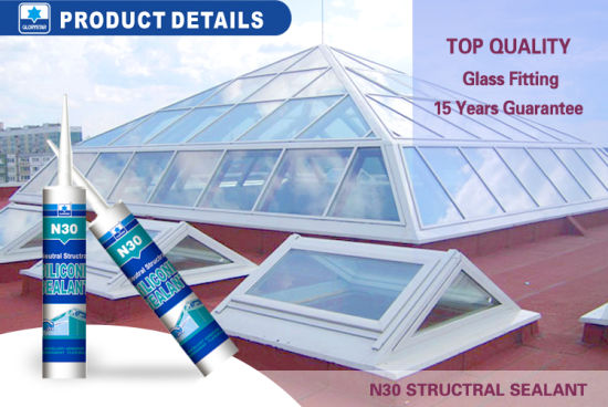 Best Quality Structural Neutral Ge Silicone Sealant