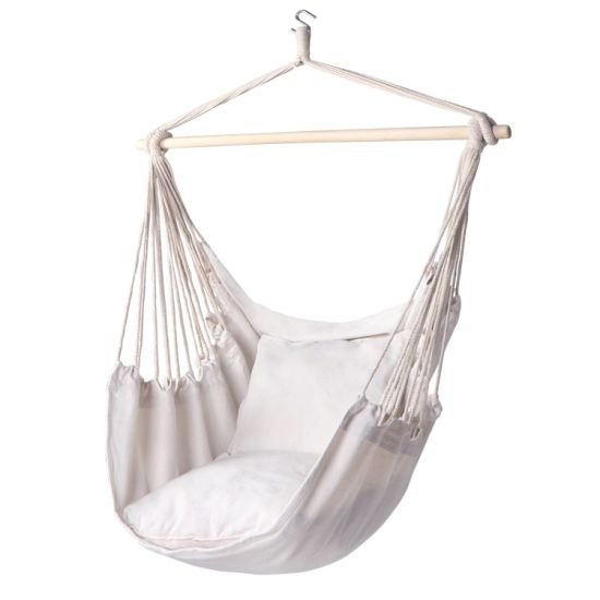 China Garden Hammock Chair With Soft Cushion China Cotton