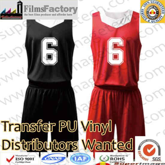 China Distributors Wanted Heat Transfer PU Vinyl - China Transfer PU