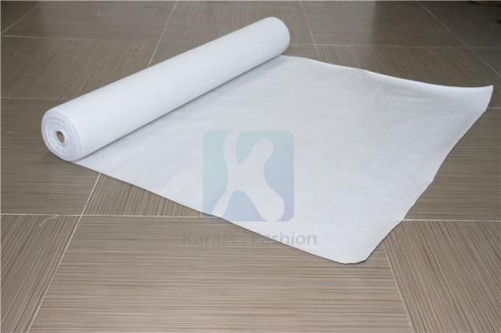 White Glue Sticky Tile Mat Adhesive Felt