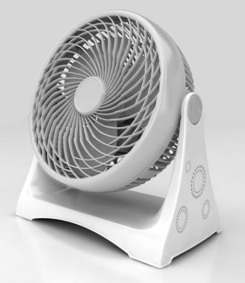 Color : Green Air Cooler Ankle Design Mini Fan USB Handheld Portable Button Control Electric Fan Outdoor Cooling Personal Fans