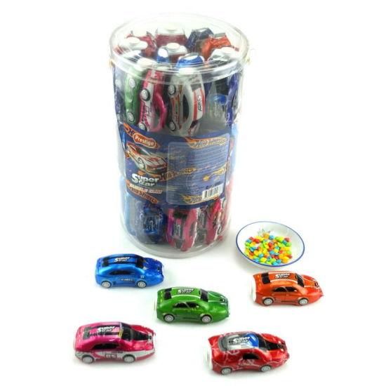 PVC Bottle Taxi Bubble Gum