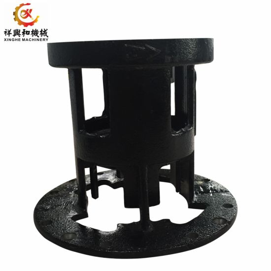 Customized Ductile Iron Fcd 450 Sand Casting Foundry Pump Parts