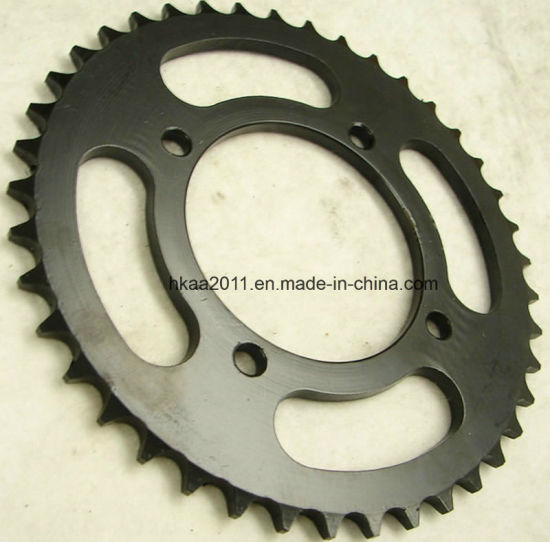 OEM CNC Machining Steel Rear Chain Wheel Sprocket for Auto pictures & photos