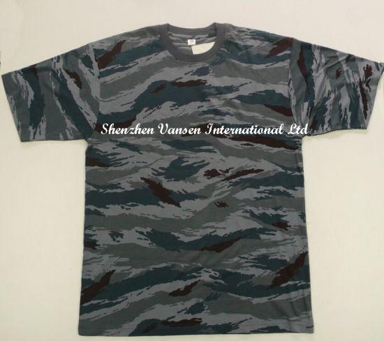 ff06dd7d High Quality Blank Camo T Shirt Made in China - China T Shirt, Tee Shirt
