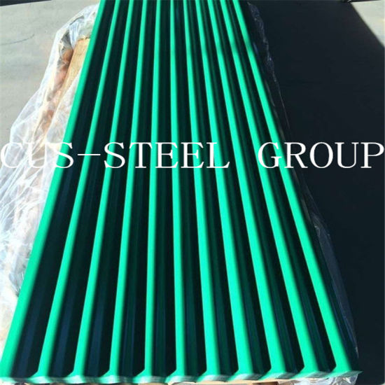 China 762mm Best Quality New Zealand Colour Steel Corrugated Iron Roofing China Prepainted Metal Roofing Sheet Steel Corrugated Iron Roofing