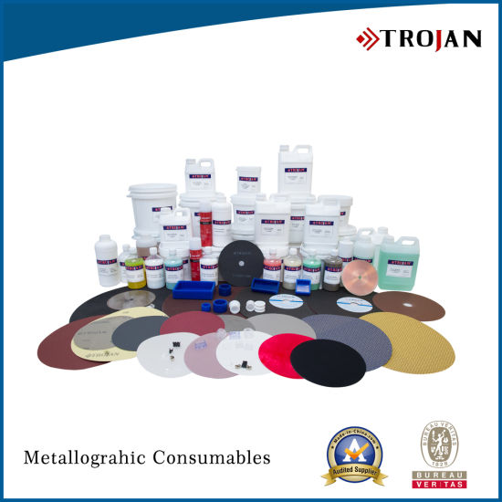 Metallographic Consumables, Cutting Consumables, Mounting Consumables, Grinding Polishing Consumables