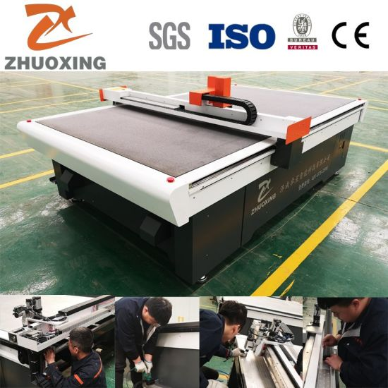EPE Thick Foam Sheet CNC Cutting Machine with Fast Speed and High Precision