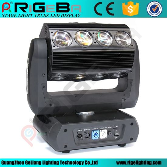 360 Roller 16*25W RGBA 4in1 LEDs LED Moving Head Light