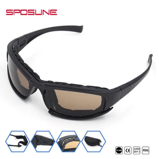 baea7ed98a China Best Ballistic Sunglasses Tactical Military Glasses - China ...