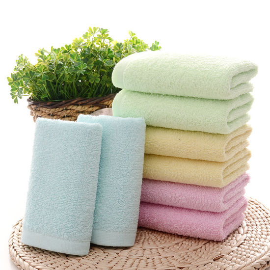 e9f9b758e0 Cotton Kids Animal Bath Towels Soft Cotton Plain Hood Baby Towels pictures  & photos