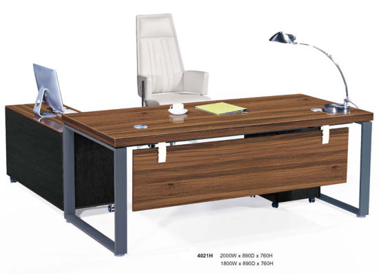Modern Furniture Executive Computer Desk Office Table pictures & photos