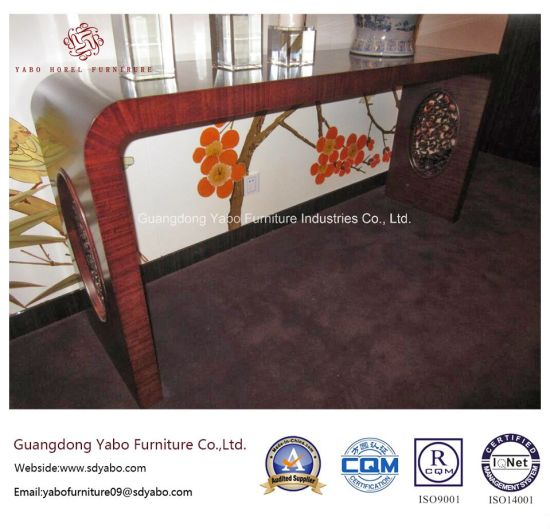 china hotel hallway furniture with wooden decorative console table rh chinayabo en made in china com Hallway Benches Furniture Entryway Hallway Furniture