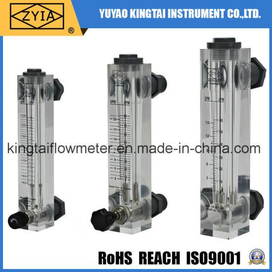 Mechanical Acrylic Variable Are Flowmeter