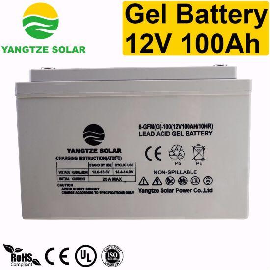 Korean Power Plus 12V 100ah Exide Tubular Battery