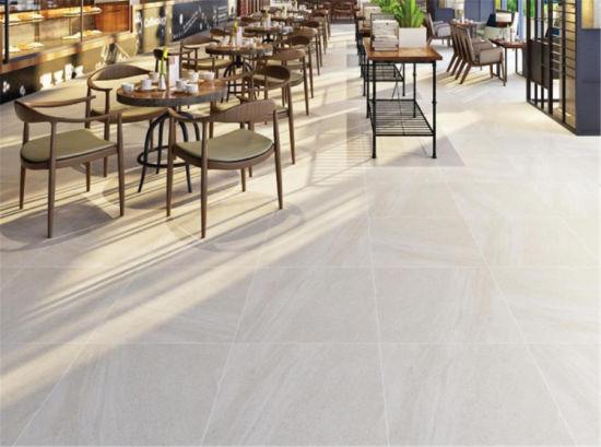 China Italy Concept Limestone Glazed Porcelain Floor Ceramics Tile
