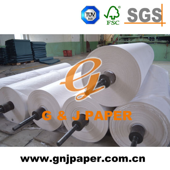 Cheap Price Base Paper for Mg Tissue Paper in Reel pictures & photos