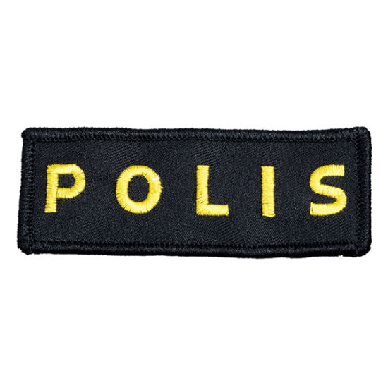 Custom Make Your Own Embroidery Shoulder Badge Military Uniform Arm Patch