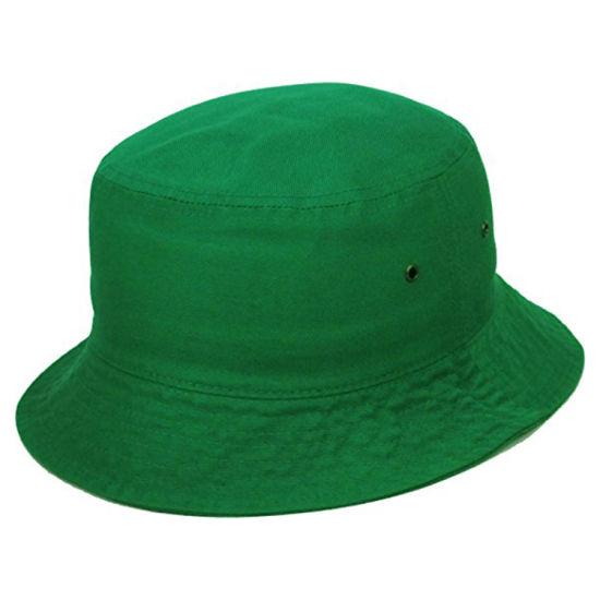 a64b5ac5a963e Womens Summer Cotton Cowboy Sun Hat Daily Wide Brim Bucket Fishing Hats