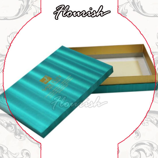 Hot Sale Glossy Finishing Clothes Shirt Cosmetic Packaging Box