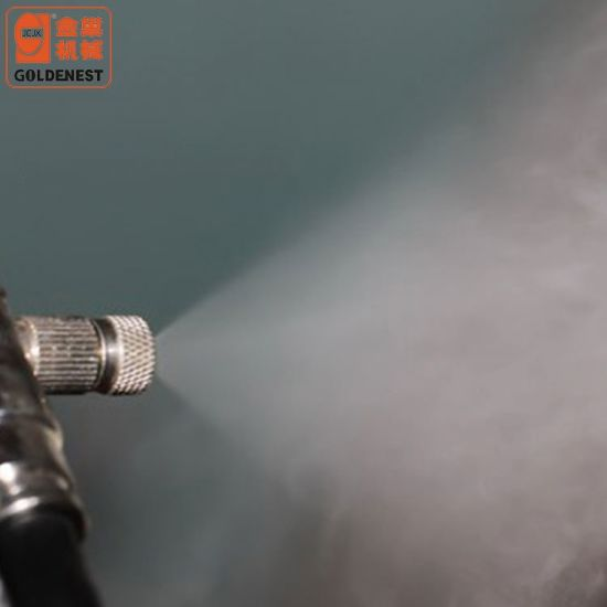 Poultry Farm Equipment Mist Cooling Misting Spraying Fogger System