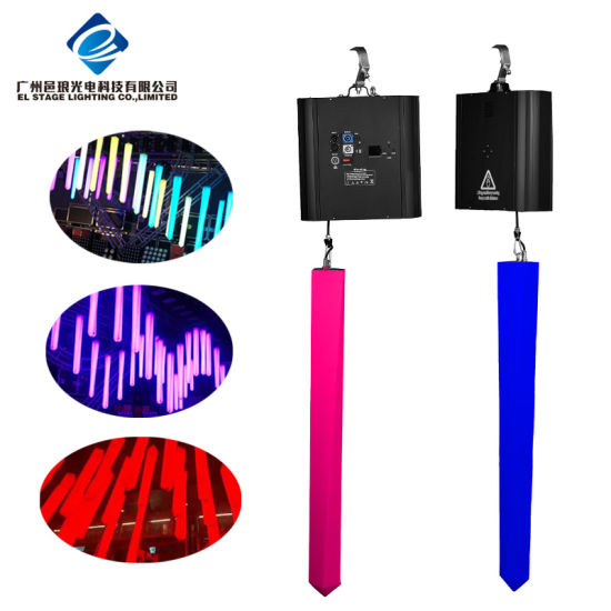 LED Kinetic Light with DMX 512 RGB Color Best Price Stage Light for Theater and Bar and Disco Light with DJ Lighting