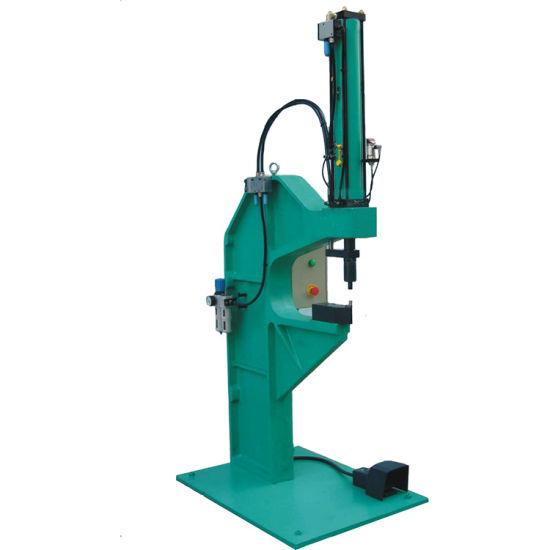China Pneumatic C-Frame Press Machine with Ce Certificate - China ...
