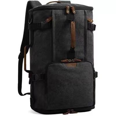 Arrival Wholesales Canvas Luxury Outdoor Sport Waterproof Duffel Backpack Bag