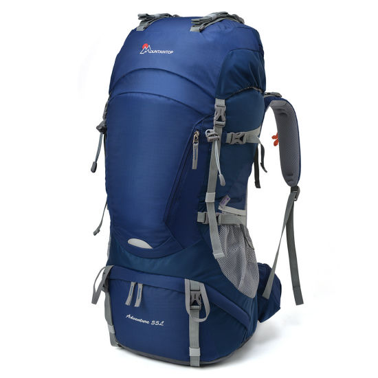 Waterproof Super Big Capacity Double Shoulder Outdoor Sports Leisure Travel Camping Hiking Picnic Climbing Pack Backpack Bag (CY3703)