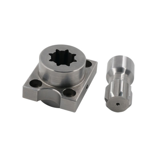Customized 304 316 316L Stainless Steel Precision Casting Parts with CNC Machining