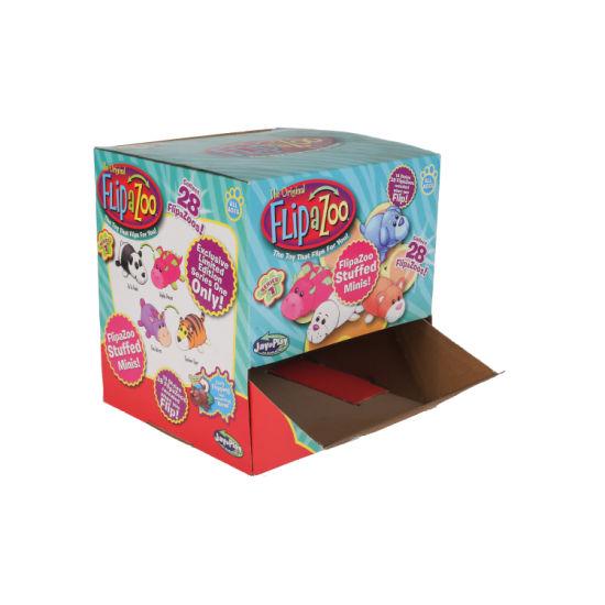 Custom Luxury Cardboard Double Turn Toy Carton Box
