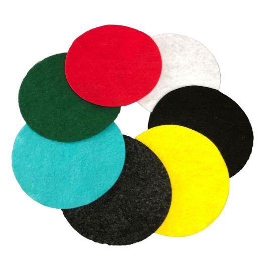 Polyester Felt Nonwoven Needle Felted Nonwoven for DIY 100% Polyester Felt
