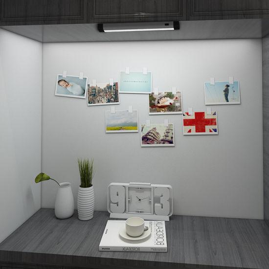 Factory LED Cupboard Light Motion Sensor Wireless Rechargeable Under Cabinet Lighting Lamp