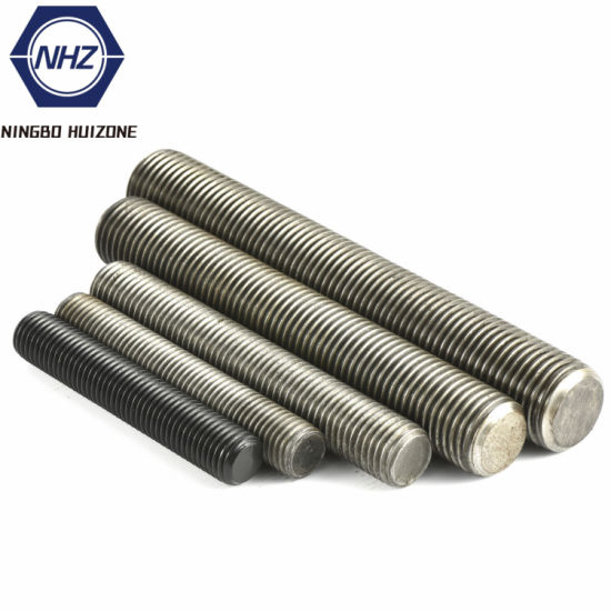 Threaded Rods/ Threaded Bars / Stud Bolts ASTM A193 Gr B7, B7m, B8, B8m, B16