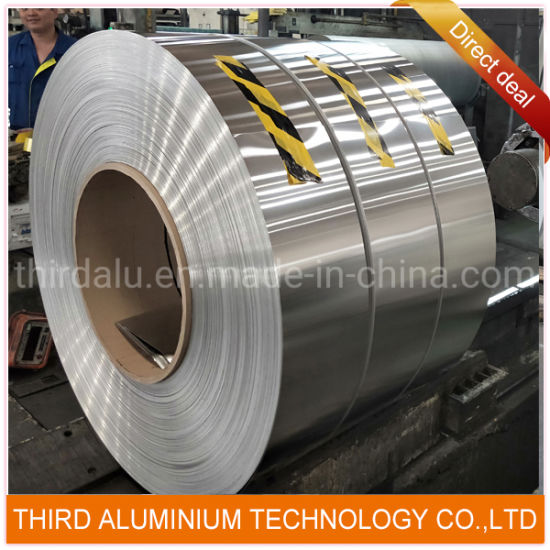 1xxx High Quality 1050 Aluminum Strip Coil Price for Channel Letter