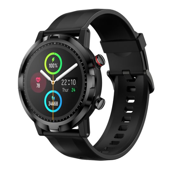 Haylou Ls05s Smart Watch Full Touch Fitness Tracker Blood Pressure IP68 Waterproof Smartwatch Haylou Rt for Ios Android