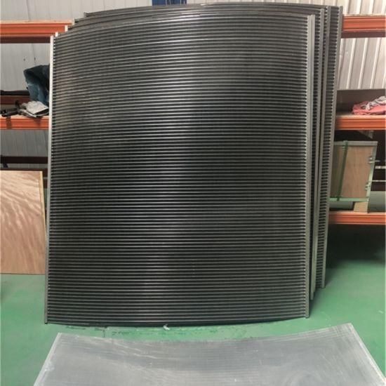Stainless Steel V Shaped Sieve Bend Screen Dsm Screen