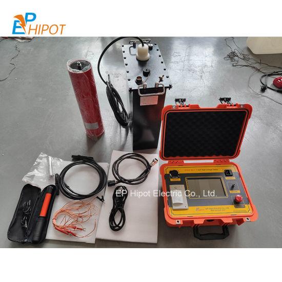 30 Kv 0.1Hz Vlf High Voltage Test Set 30kv Vlf AC Hipot Tester