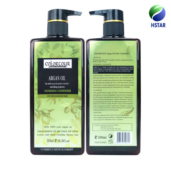 China 500ml Courtour Argan Oil Conditioner For Salon Hair Care China Argan Oil Conditioner And Cosmetics Price